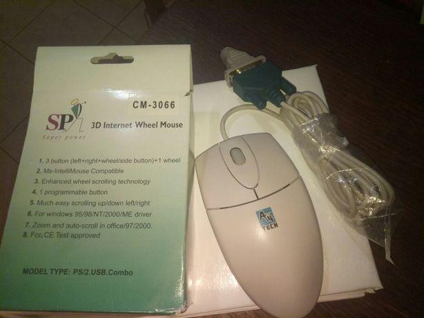 3D internet wheel mouse. Новая.