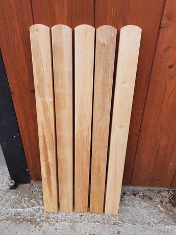 Sztachety drewniane każdy wymiar