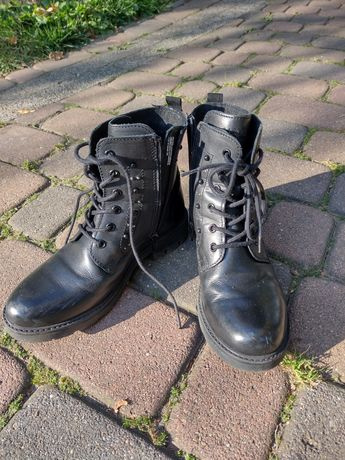 Buty jesienne Lasocki dziewczynka r. 35