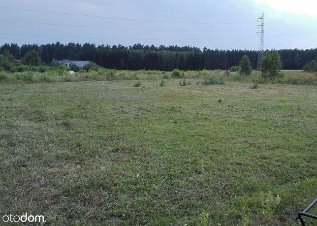 Działka 1063 m2 pod zabudowę rekreacyjną-Rentyny
