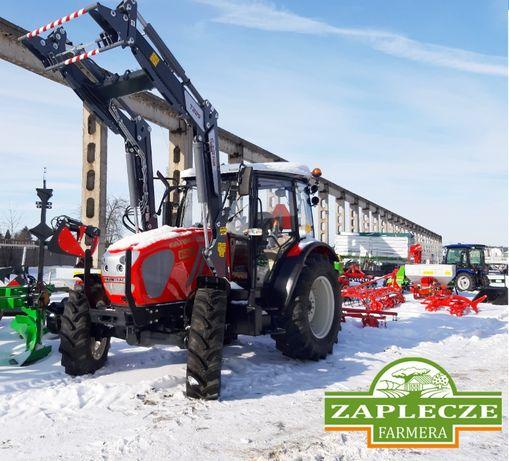Ciągnik Traktor Farmtrac 690 DT z ŁADOWACZEM 90 KM 2021 rok