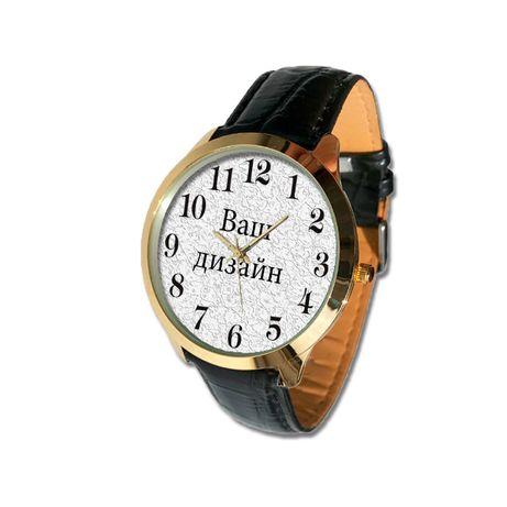 Часы индивидуальная гравировка свой логотип