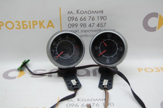 Часы и тахометр на Smart Fortow/City/Cabrio 450