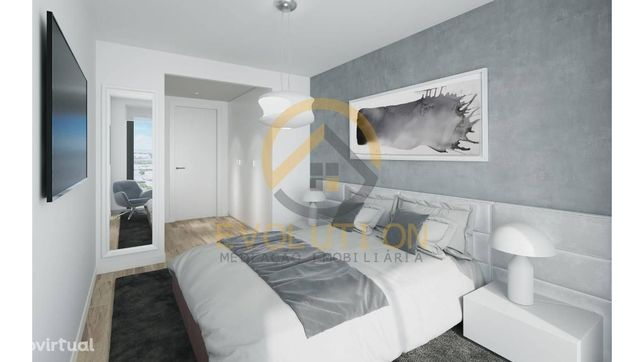Apartamento T3 ao Marquês