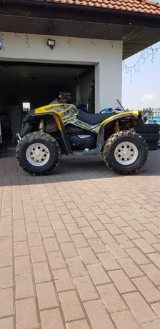 Can-am renegade G1 2008r
