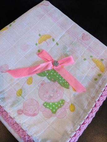 Fraldas de bebê feito á mão