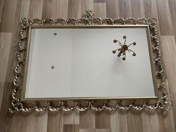 Дзеркало настінне бронзове ( зеркало )