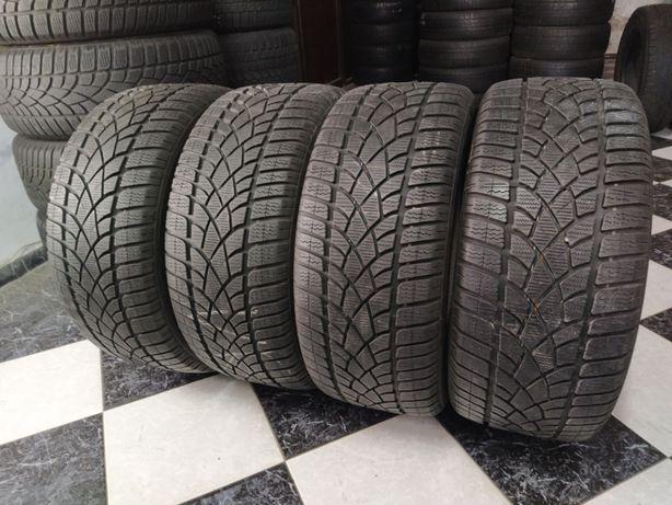 Шини бу 245/40/R18 Dunlop Sp Winter Sport 3D Зима 6,76мм. 4шт. 255/55