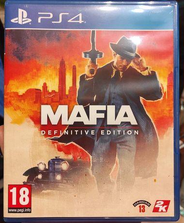 Mafia Edycja Ostateczna ps4 PL