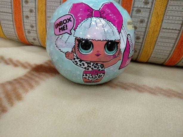 Продам один шар кукла LOL 1 серия оригинал