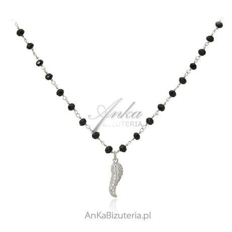 ankabizuteria.pl hergon biżuteria Biżuteria srebrna z bursztynem KOŃ -