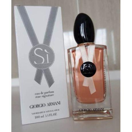 Perfumy Armani Si Signature Rose Oryginał