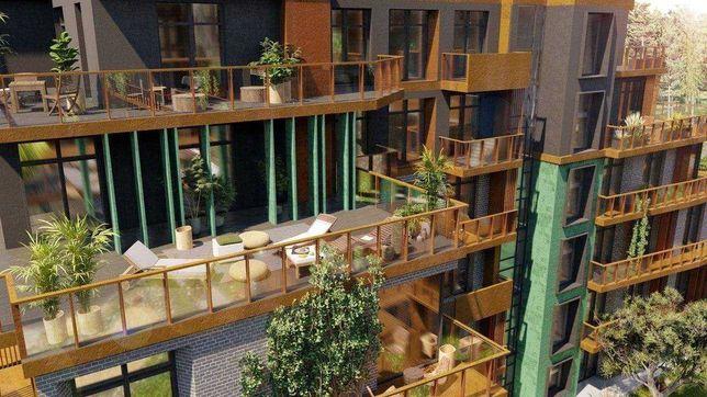 Расширь свое пространство! Двухкомнатная квартира с большой кухней!