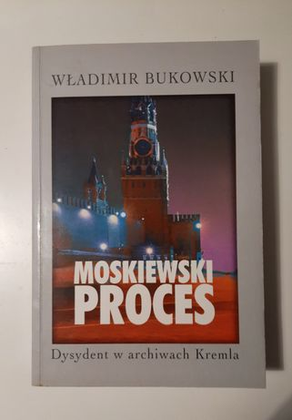 Moskiewski proces Władimir Bukowski
