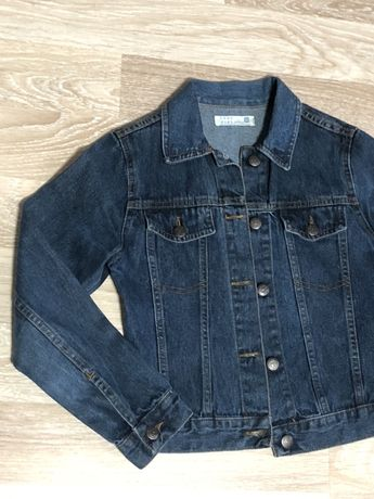 Джинсовка, джинсовая куртка Zara