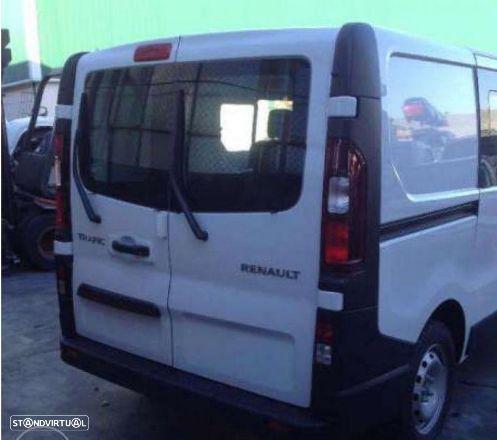 Renault Trafic III 1.6 DCI para peças