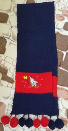 Детский шарфик мягенький