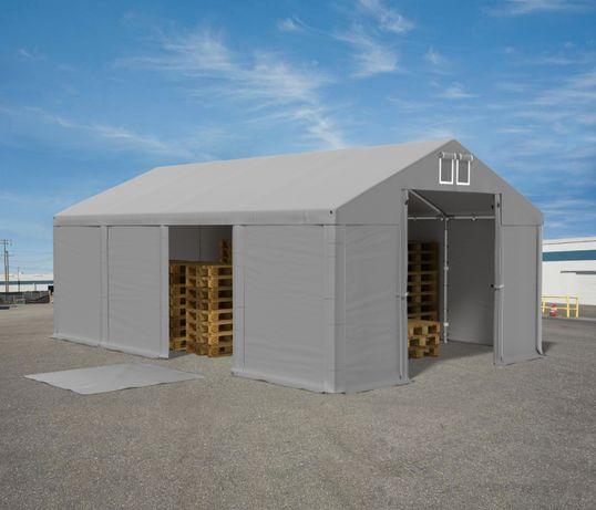 4x8x2m Namiot magazynowy przemysłowy garaż gospodarczy Magazyn