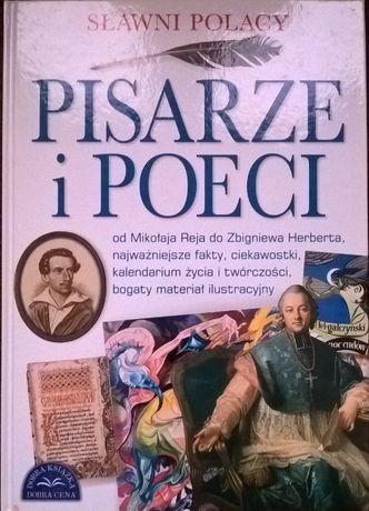 Sławni Polacy. Pisarze i Poeci sprzedam