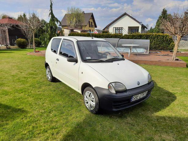 Fiat Seicento 1.1 biały