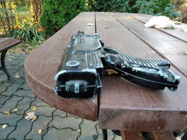 Pistolet karabin metalowy