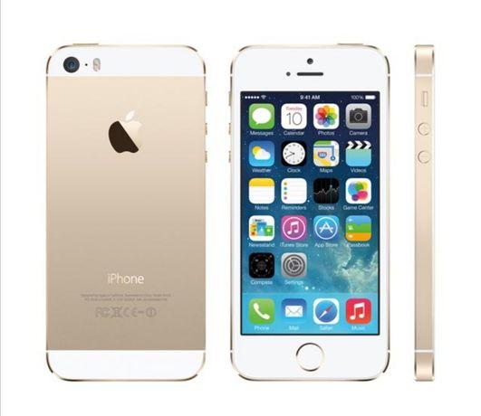 IPhone Gold  5s 16gb