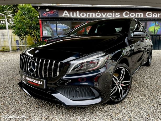 Mercedes-Benz A 180 CDi BE AMG Line Aut.