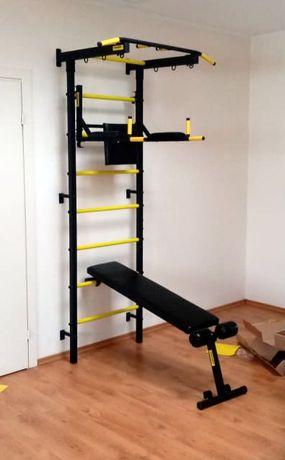 Drabinka gimnastyczna do ćwiczeń Gladiator Powerful siłownia domowa