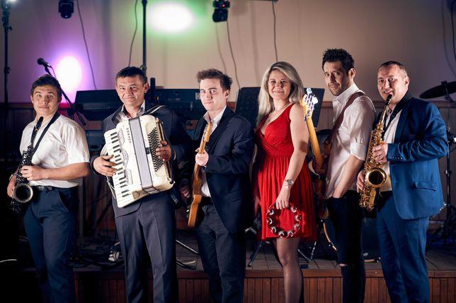 Zespół muzyczny weselny Kaszmir