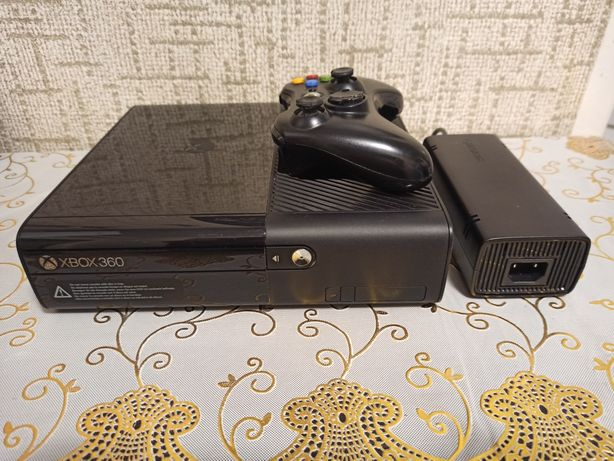 Xbox 360 Slim Elite 250 gb прошивка LT 3.0 + freeboot.