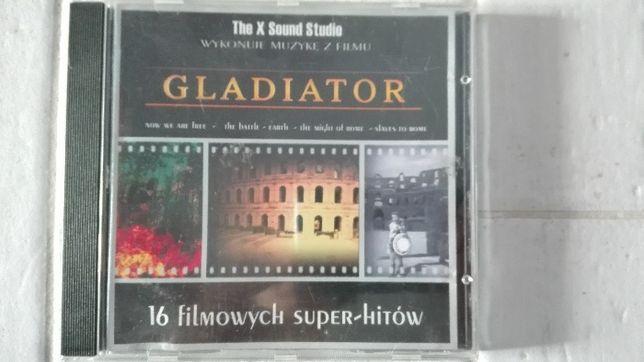 muzyka z filmu Gladiator