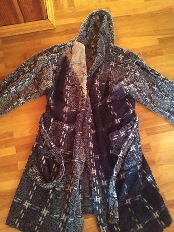 Махровий халат на хлопчика 8-10 років