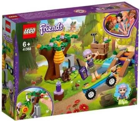 Lego 41363 Friends Leśna Przygoda Mii