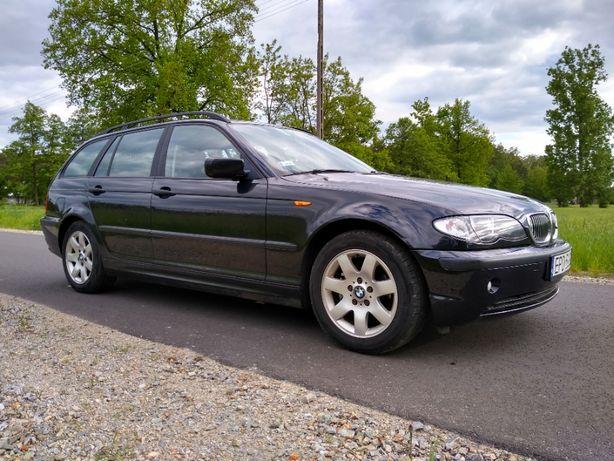 BMW 3 E46 2.0 143km AUTOMAT