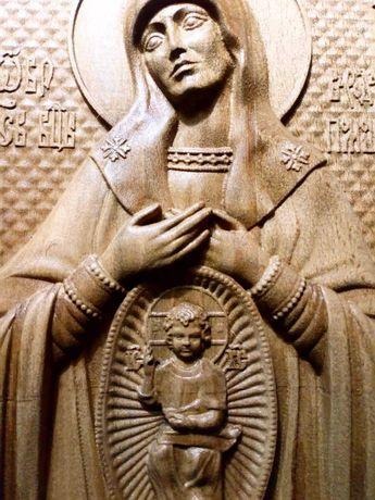 икона  Богородица  Помощница