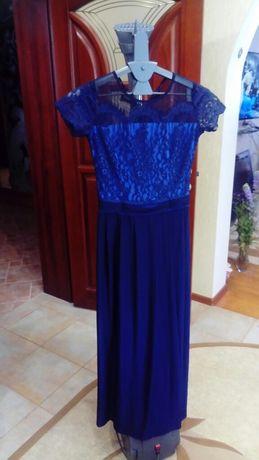 Платье в пол 44-46 размер