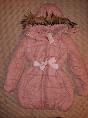 Зимняя куртка faberlic ( Фаберлик), размер 164-170.
