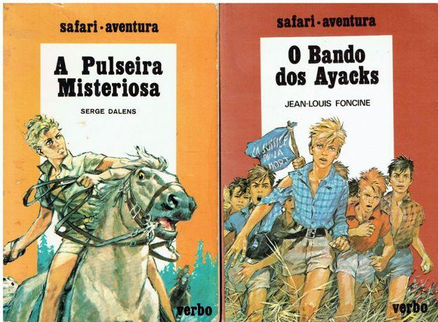 7972 - Juvenil - Colecção Safari da VERBO