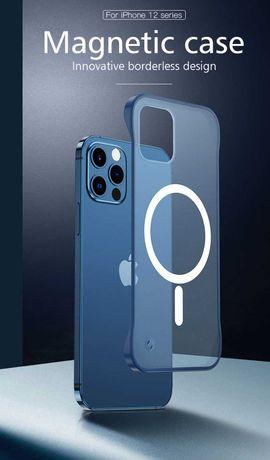 Etui MagSafe do iPhona 12 Pro Max
