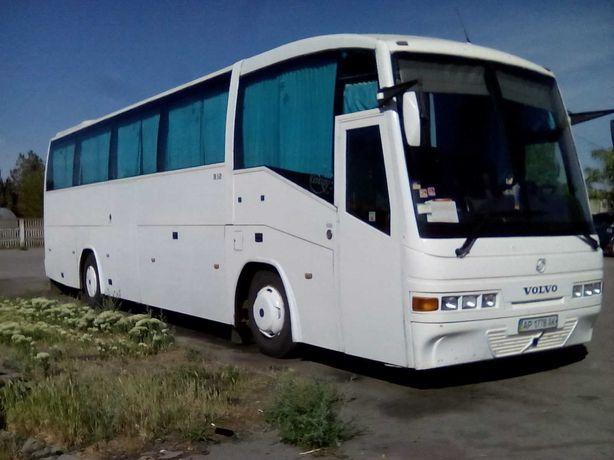 Аренда, заказ автобуса. пассажирские перевозки по Украине, Европе.