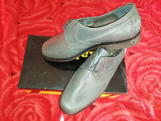 Продам новые кожаные мужские туфли