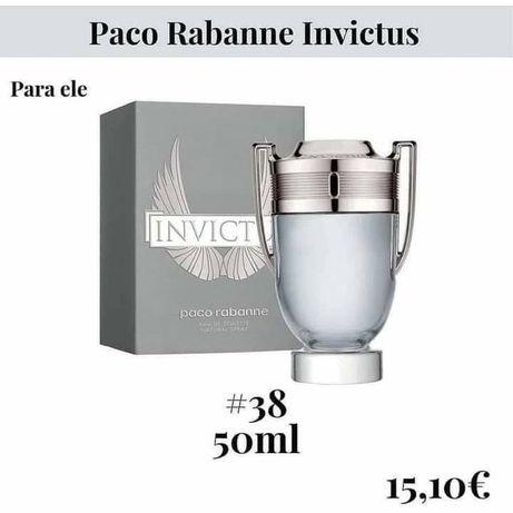 Paco Rabanne Invictus PROMOÇÃO