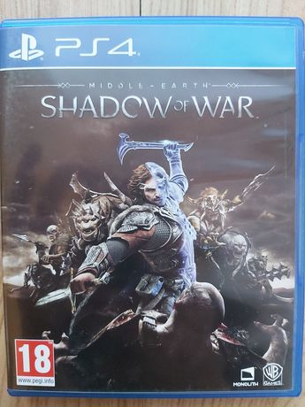 Shadow of War ( PS4 ) Stan BDB!!!