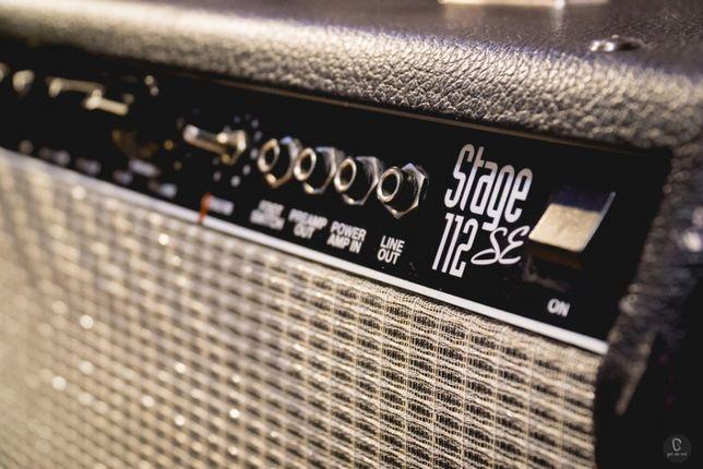 Wzmacniacz gitarowy - Fender Stage 112 SE. 100W. 1992r. COMBO