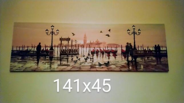 Obraz duży drukowany 141 x 45 cm