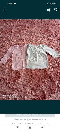 Bluzki dla dziewczynki 80