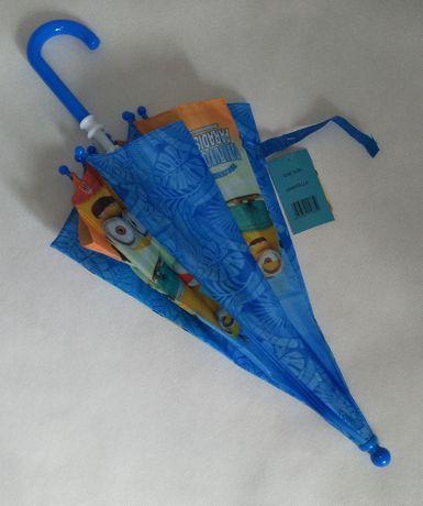 Parasol Minions Minionki dziecięcy dla przedszkolaka