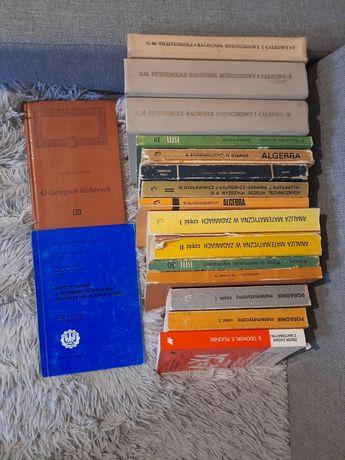 Matematyka - podręczniki dla studentow