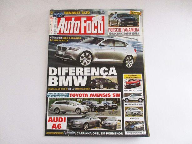 Revistas de carros