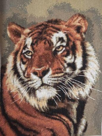 Продам картину тигр